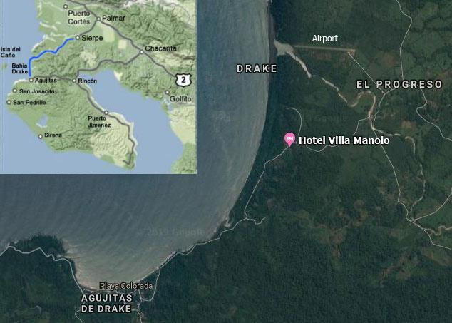 Hotel Villa Manolo - Drake Bay